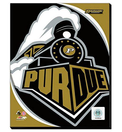 Purdue University Team Logo Canvas Framed Over With 2 Inches Stretcher Bars-Ready To Hang- Awesome & Beautiful-Must For A Championship Team Fan! All Teams Logo Canvas Available-Please Go Through Description & Mention In Gift Message If Need A different Team-Choose Size Option! (16 x 20 inches stretched Purdue University Team Logo Canvas) Art and More, Davenport, IA http://www.amazon.com/dp/B00N757PCG/ref=cm_sw_r_pi_dp_mg1xub1Q1YFSM