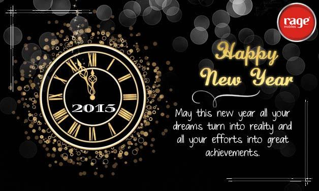 When The New Year Arrives, It Brings New Idea & Hopes For Us To Make Our Lives Good To Better & Better To Best. Happy New Year 2015!