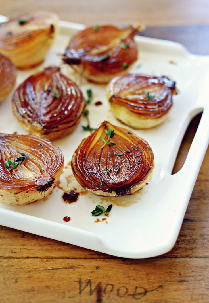 Balsamic Caramelized Onions {vegan, grain free and gluten free} . The Clean Dish…
