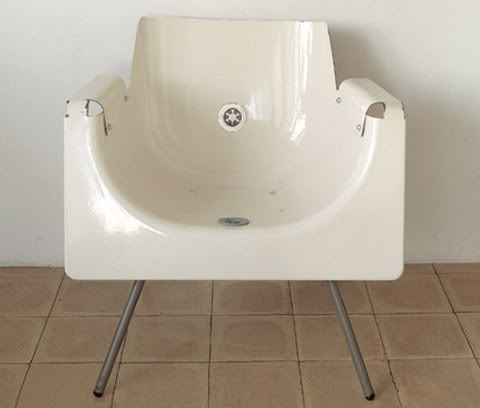 Reuse Bathtub