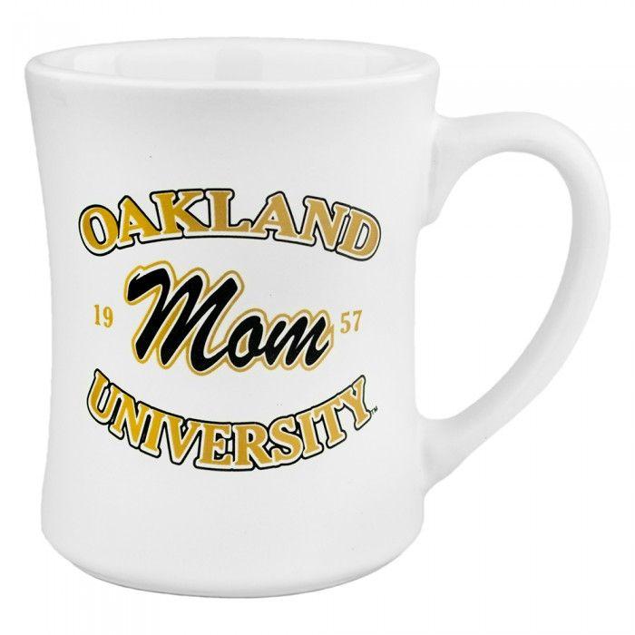 Oakland University 16oz MK Matte Mom Mug At Campus Den