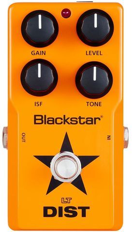 Blackstar LT DIST feaures the innovative ISF (Infinite Shape Feature) to deliver a range of tonal respsone from the UK to the USA and anywhere in between. A must have for any pedalboard.