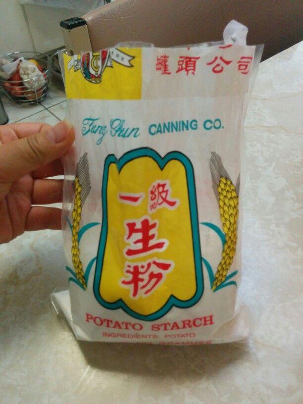1 tbsp of cornflour to 600ml of coconut milk