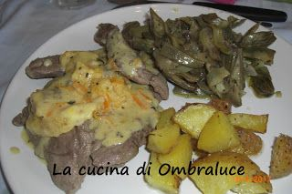 La cucina di Ombraluce: Agnello in salsa all'arancia