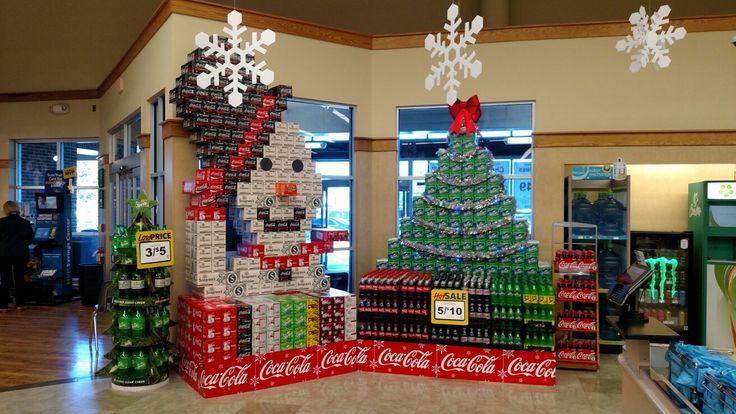 69 Best Retail Coke/Pepsi/Soda Displays Images On