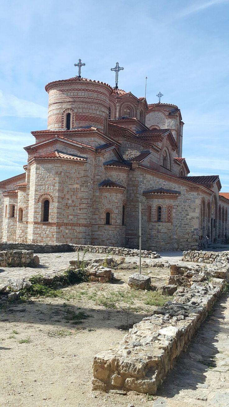 Ohrit  (Aziz clement kilisesi )