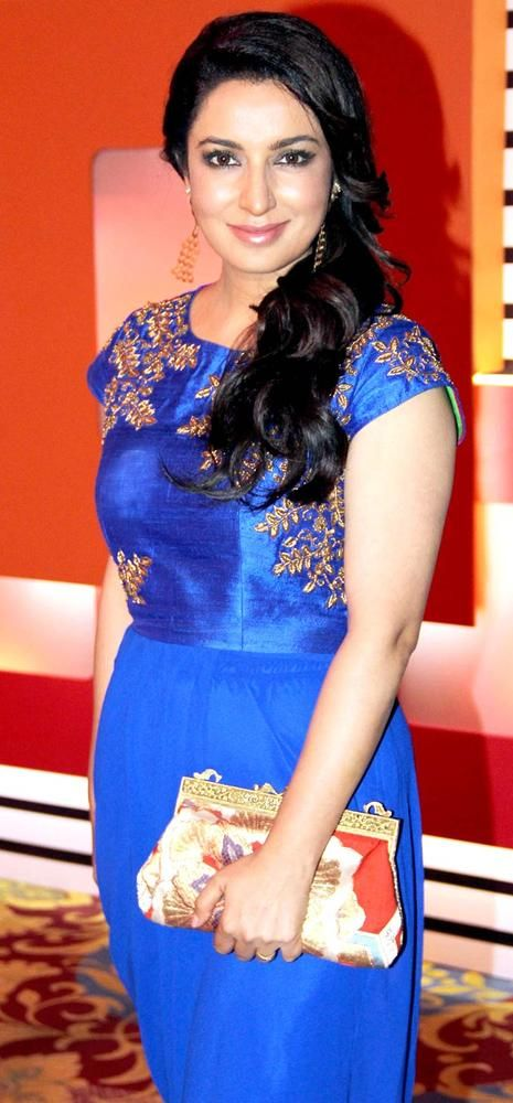 Tisca Chopra at a press conference for '24' #Bollywood #Style #Fashion