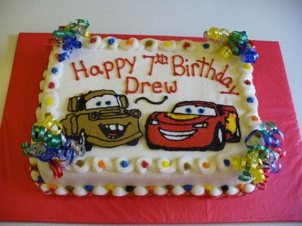 Disney Cars Birthday Cake: 47 Best Images About Jaxon 1st Birthday Ideas On Pinterest