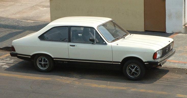 Dodge Polara (based on Hillman Avenger)