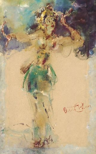 Antonio Blanco - Tari Bumblebee