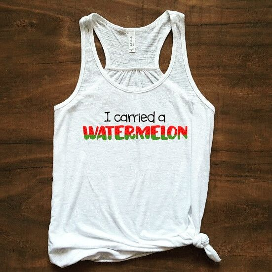 I carried a Watermelon | Marble Slub