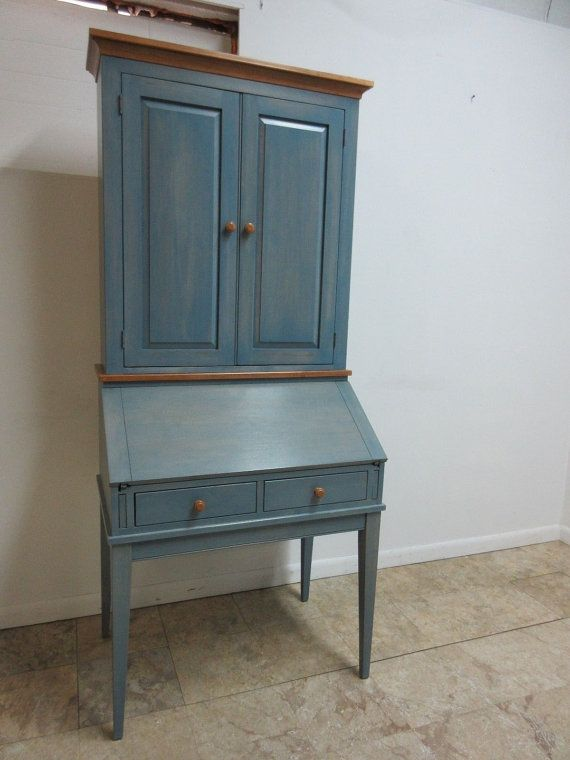 Ethan Allen Country Colors Denim Blue By