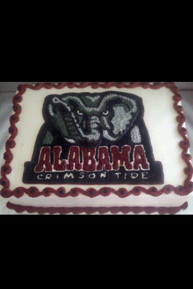 Another Alabama cake :)