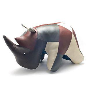 Rhino Ottoman
