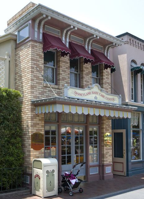 Disney HACKS IE: 13. If you are traveling with a baby or a toddler, use the Baby Care Center on Main Street.