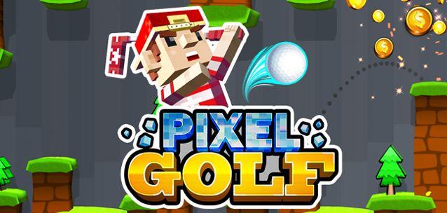 Pixel Golf 3D – un nuovo e divertente arcade da provare su Android!