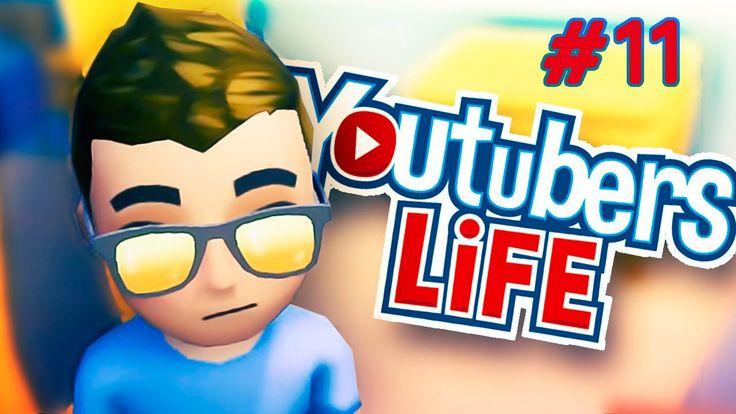 YOUTUBERS LIFE #11 - ME ESTA ESTRESANDOOOO