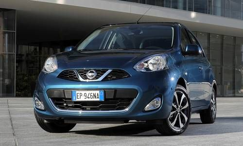 #Nissan #Micra. L'utilitaria dallo stile urbano ancora più grintosa e con una sterzata eccezionale.
