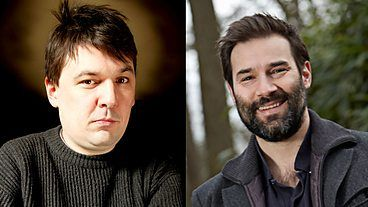 BBC Radio 4 - Chain Reaction, Series 9, Graham Linehan talks to Adam Buxton