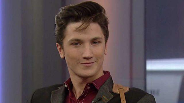 Actor plays Elvis Presley in new CMT series 'Sun Records'
