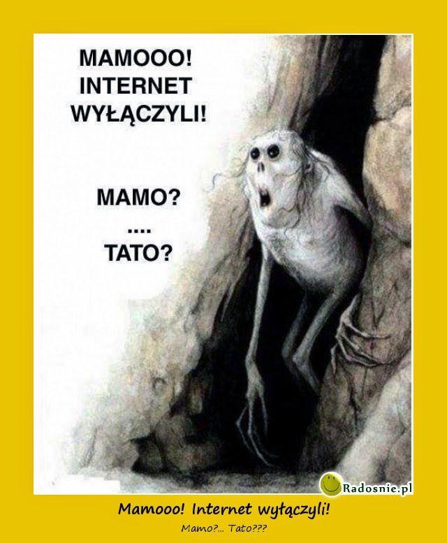 Internet wyłączyli!