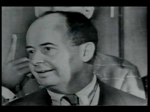 John Von Neumann Interview - YouTube