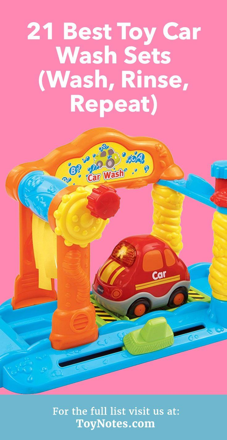 21 Best Toy Car Wash Sets Wash Rinse Repeat Toy Notes Toy Car Wash Toy Car Car Wash
