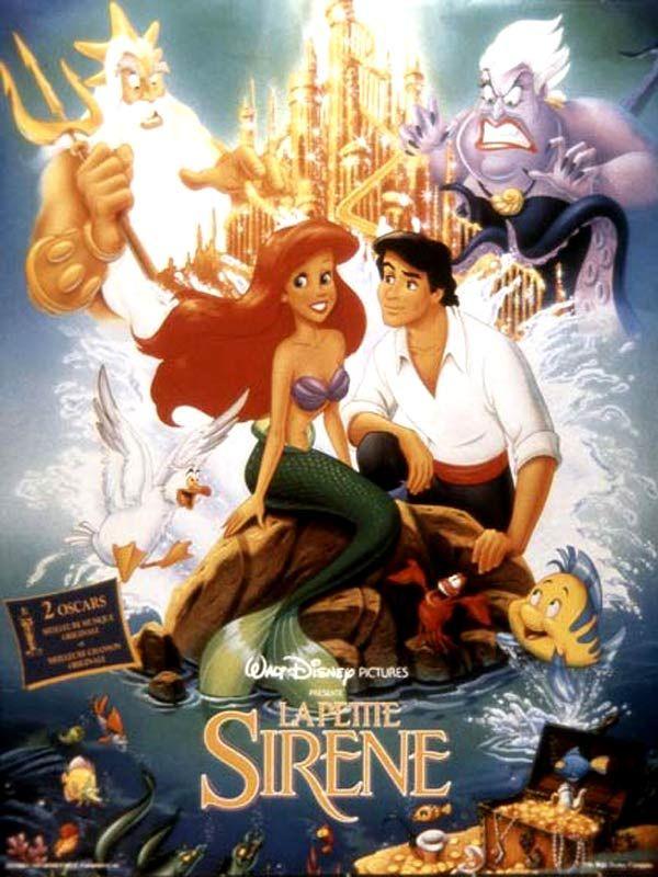 La Petite Sirène - film 1989 - AlloCiné