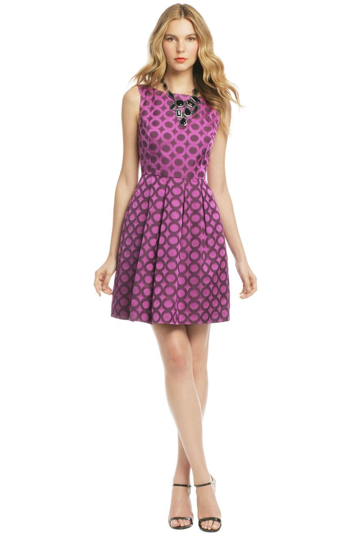 Trina Turk Stacking Circles Dress. Just bought this after renting it once from Rent the Runway