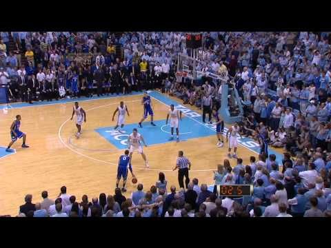 Austin Rivers Game Winning Buzzer Beater - Duke Beats Carolina