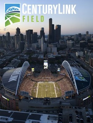Centurylink Field Seattle Seahawk