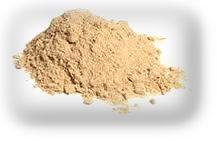 マンゴーパウダー | マンゴー 【英名】ドライマンゴー 【インド名】アムチュール・Amchur powder ・生菓子や冷菓、蒸しパンなどのほか、野菜だけのシンプルなカレーの酸味、風味付け、野菜料理、、スープ、チャツネ、サブジなどにもよく使われます。その他チャートマサラの材料の一つとしてよく使われています。 アムチュールを加えると材料が柔らかくならないので、 料理の最後に入れるとよい。 またマンゴーは身体を冷やすので、温かい料理に使うと良いでしょう。
