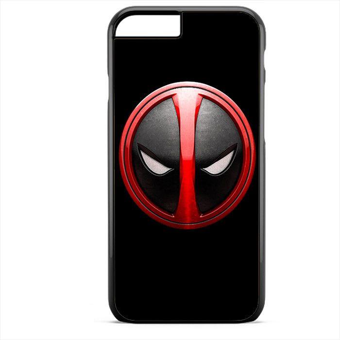 Deadpool Emblem TATUM-3096 Apple Phonecase Cover For Iphone SE Case