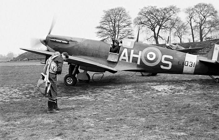 NRAF WWII