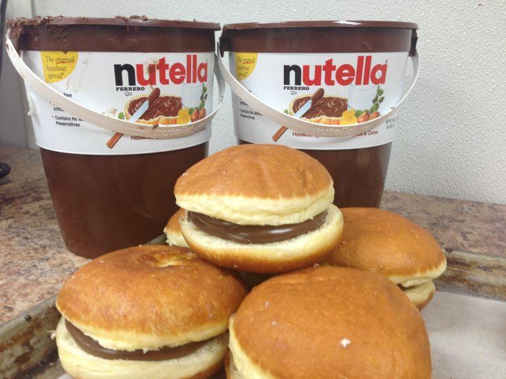 Nutella Donuts!