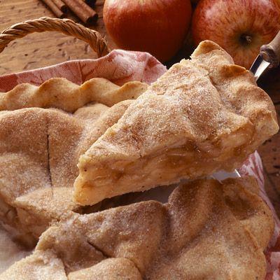 It's gonna be apple pickin season, we're gonna need an apple pie recipe. Blue Ribbon Apple Pie