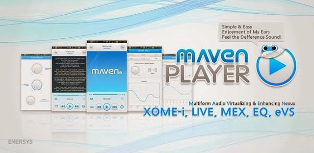 Maven Music Player Pro V1 17 73 Free Apk Android Games Music