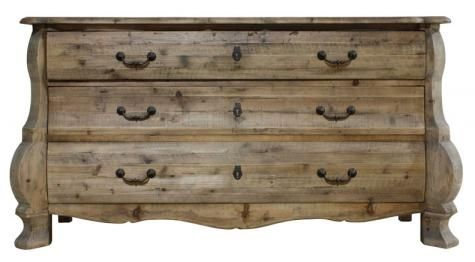 The Anna three drawer commode from B&C.
