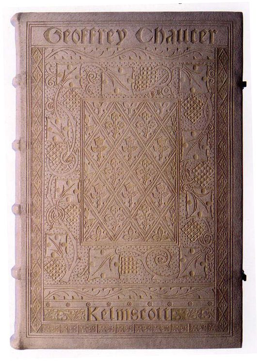 William Morris - The Kelmscott Press