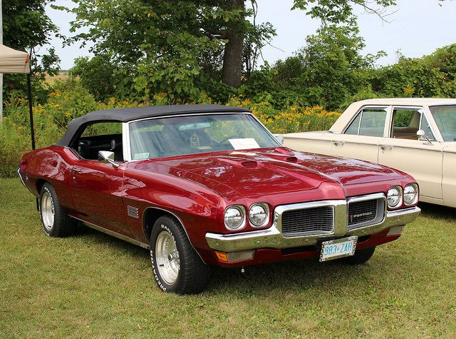 1970 Pontiac Lemans Sport convertible | Flickr - Photo Sharing!