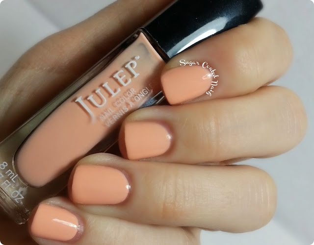 Sugar Coated Nails @Julie Pritchard