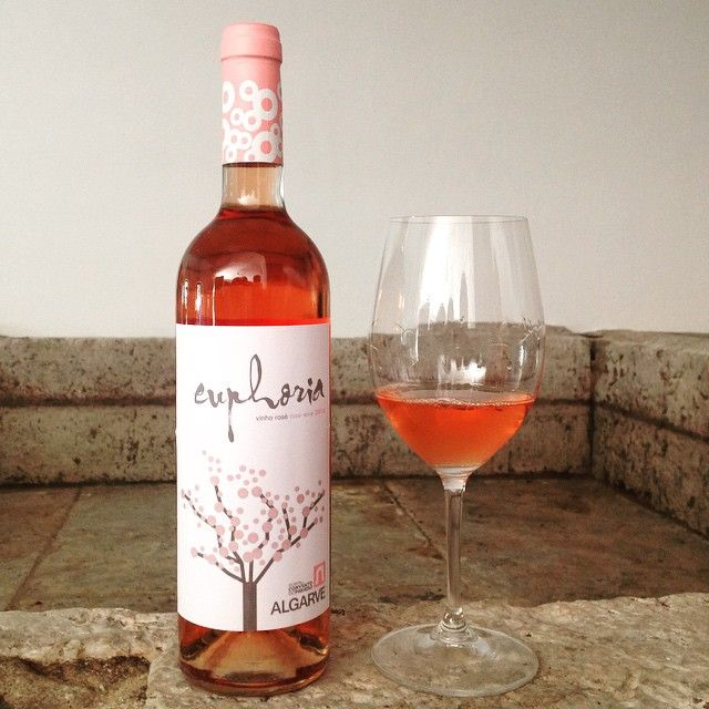Vinho Rosé Euphoria - the best rosé in the world!, Wines from Algarve, Portugal