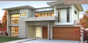 House Plan - David Reid Homes - Kingsgate 4 bedrooms, 4 bath, 460m2 #building #architecture #davidreidhomesaus