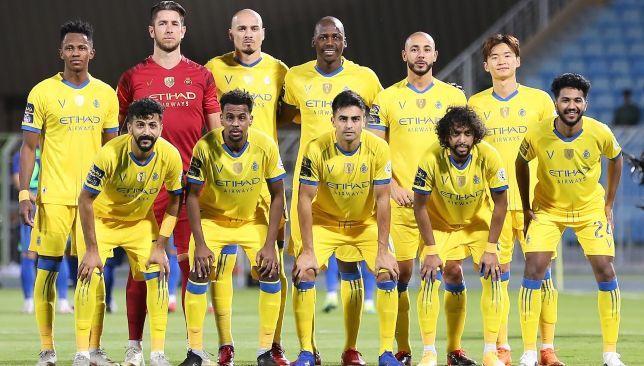 تشكيلة النصر السعودي في مباراة اليوم ضد الهلال Baseball Cards Sports Baseball