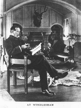 a study of arthur conan doyles essay Arthur ignatius conan doyle was born on may 22, 1859, in edinburgh  after attending jesuit schools in england and austria, arthur studied medicine at .