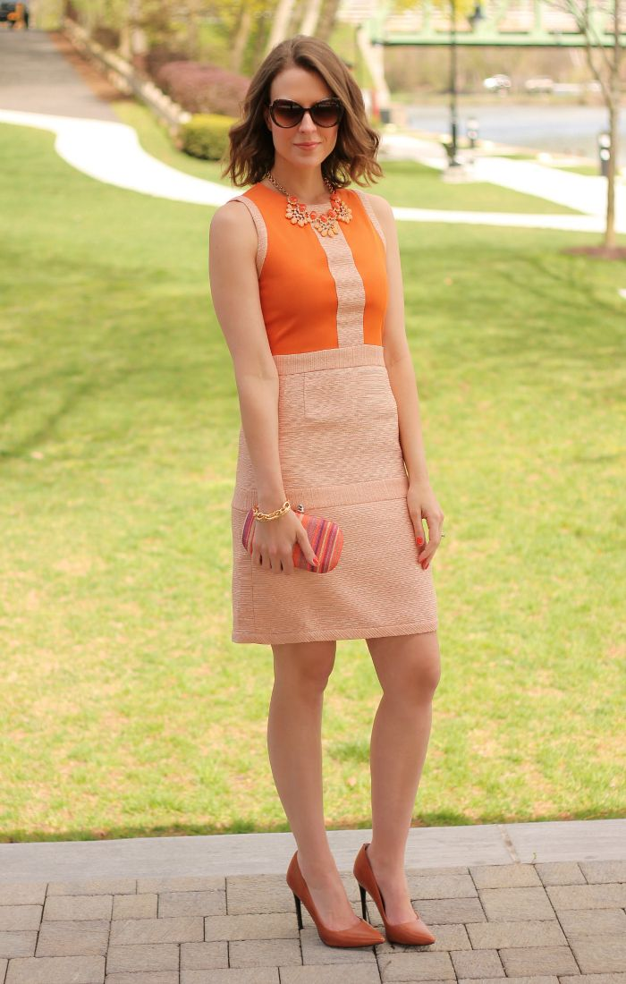 Penny Pincher Fashion: Orange Crush