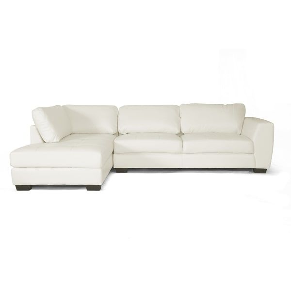 The Benefits Of Having A White Leather Sectional: Best 25+ White Leather Sofas Ideas On Pinterest
