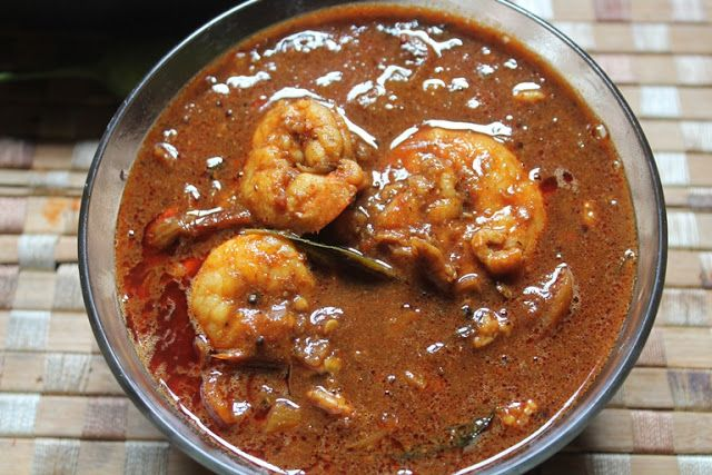 Prawn is hubby's favorite. Since many of my viewers have told me that i dont have much prawn recipes in my blog. I have started cooking with them and posting here.This is a simple prawn curry with no coconut. Similar Recipes, Spicy Prawn Roast Prawn Masala Prawns with Drumstick Leaves Prawn Fried Rice Grilled Prawns...Read More