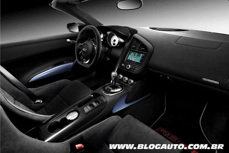 R8 Spyder GT, o conversível mais veloz da Audi, por R$ 1,2 milhão - Blogauto