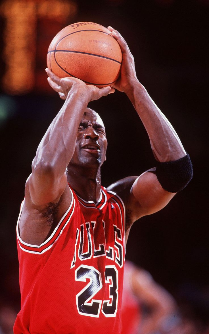 Michael Jordan - Still the greatest of all time!